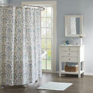 Kamala 100% Cotton Shower Curtain ByEcho Design™