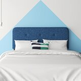 Wilmore Upholstered Panel Headboard by Hashtag Home