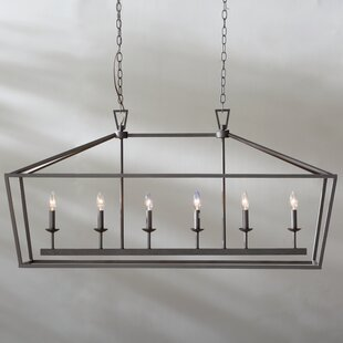 Carmen 6 Light Kitchen Island Pendant