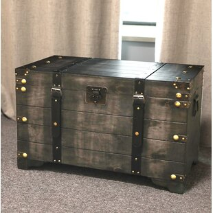 Pohlman Storage Trunk by Bloomsbury Market