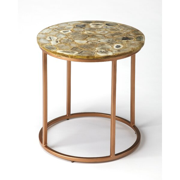 Agate Side Table | Wayfair