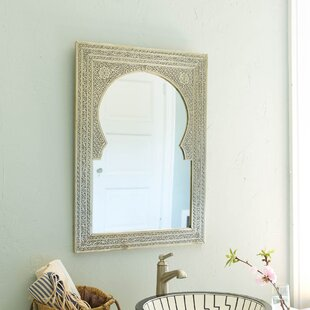 antique wall mirrors decorative wayfair antique wall mirror large