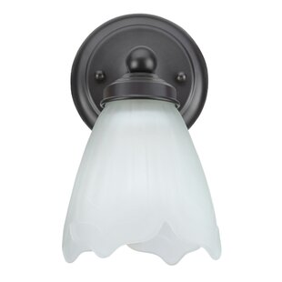1-Light Bath Sconce by Aspen C..