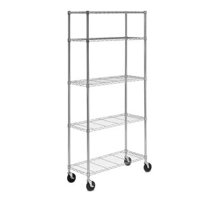 5-Tier Shelving Unit by Honey Can Do Comparison