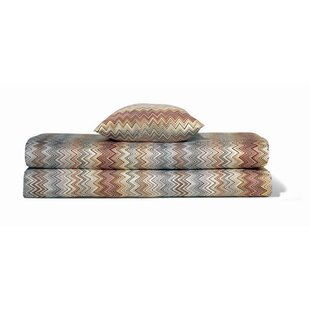 John 100% Cotton Sham Set (set of 2) by Missoni Home