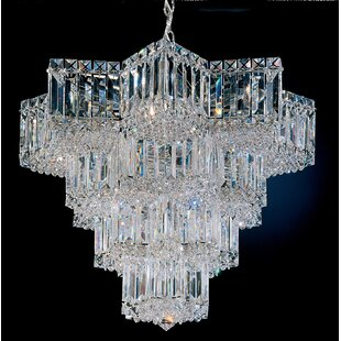 Schonbek Equinoxe 15-Light Chandelier