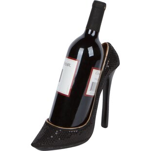 Byerly High Heel Holder 1 Bottle Tabletop..