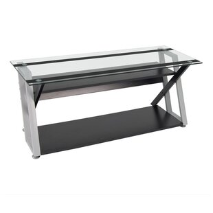 Reviews Perez TV Stand for TVs up to 43 By Latitude Run