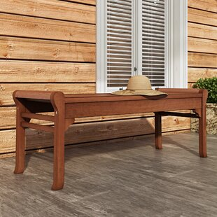 Monterry Wood Picnic Bench