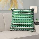 Jade The Pillow Collection Diahann Chevron Pillow