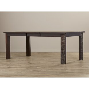 Reza Dining Table by World Menagerie Comparison