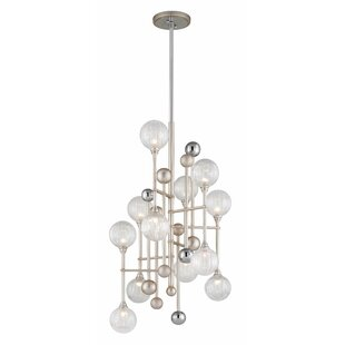 Corbett Lighting Majorette 12-Light Chandelier