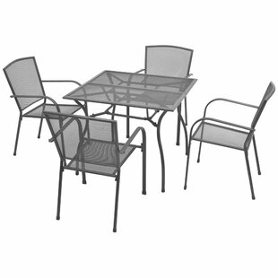 Baldwin 4 Seater Dining Set By Sol 72 Outdoor