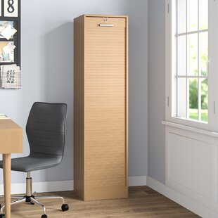 Vertical Filing Cabinet By 17 Stories