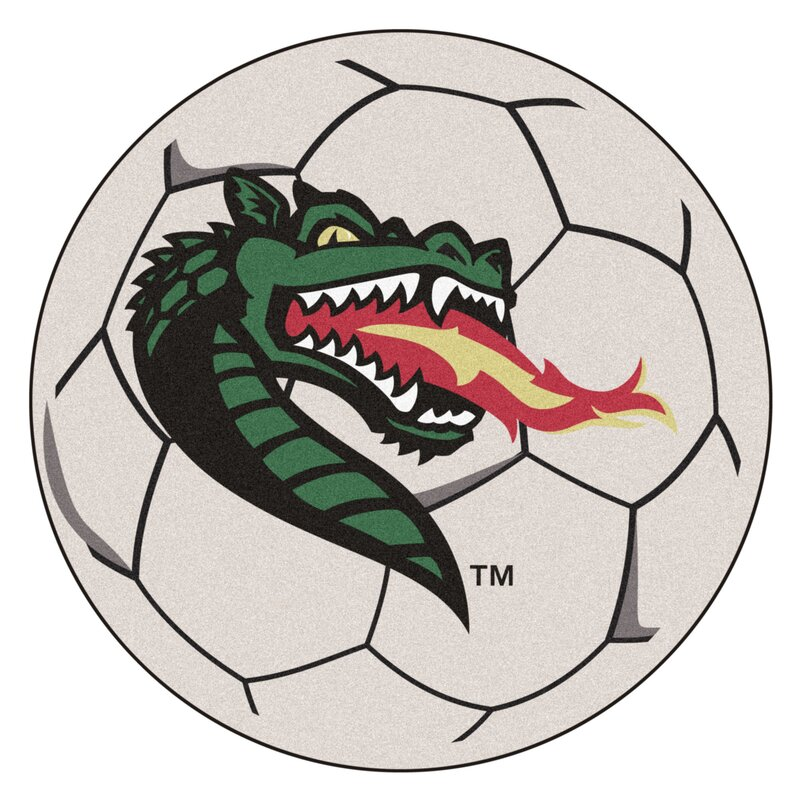 Fanmats Ncaa University Of Alabama At Birmingham Soccer 27 In X 27 In Non Slip Indoor Only Mat Wayfair