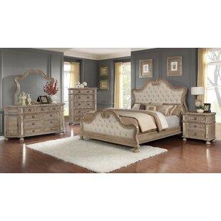 Olszewski Standard 5 Piece Bedroom Set by Astoria Grand