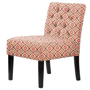 Lashbrook Tufted Slipper Chair by Red Barrel Studio