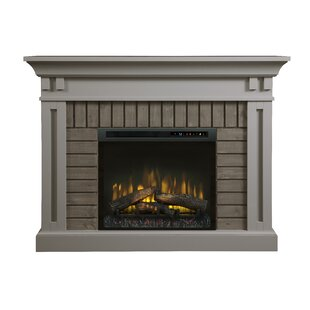 Broom Electric Fireplace by Darby Home Co