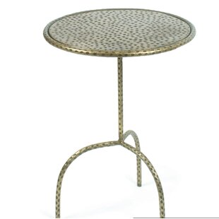 Tyrone Hammered End Table