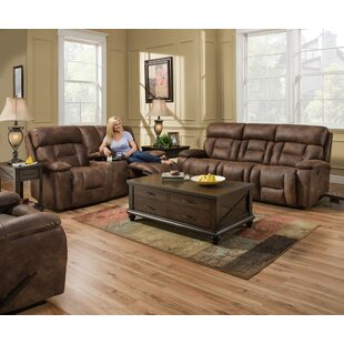 Affordable Pledger Reclining Configurable Living Room Set by Loon Peak Reviews (2019) & Buyer's Guide