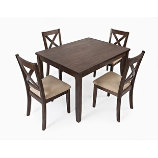 Lahr Creek 5 Piece Dining Set