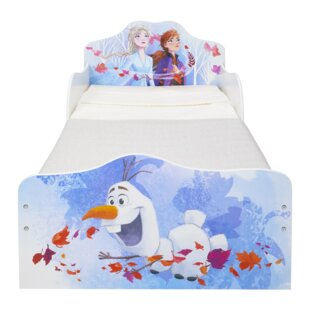 Frozen Toddler Bed Frame With Drawers By Frozen