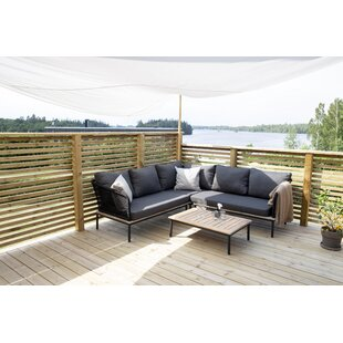Kavya 5 Seater Corner Sofa Set By Sol 72 Outdoor