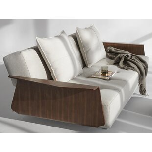 Innovation Living Inc. Long Horn Convertible Sofa