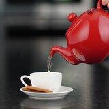 48 -oz. Porcelain Teapot