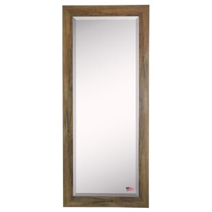 August Grove Roselli Extra Tall Floor Accent Mirror