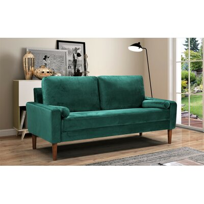 green sofas couches you 39 ll love in 2020 wayfair