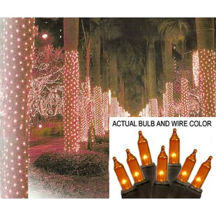 mini light tree trunk wrap christmas net light by sienna lighting