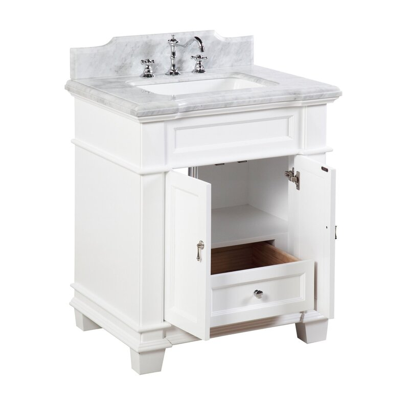 "Minogue 30"" Single Bathroom Vanity Set"
