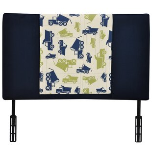 Deals Mixy Twin Upholstered Headboard by Kidz World Reviews (2019) & Buyer's Guide