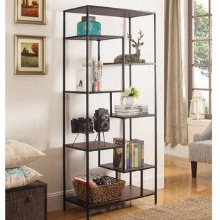 Mcavoy Metal Framed Standard Bookcase by Ivy Bronx