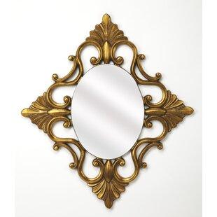 Fleur De Lis Living Jeffcoat Wall Mirror