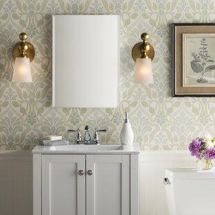 Fine Ebern Designs Aden 16 X 22 Recessed Medicine Cabinet Home Remodeling Inspirations Gresiscottssportslandcom