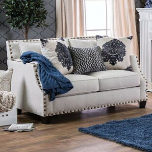 One Allium Way Ailis Loveseat