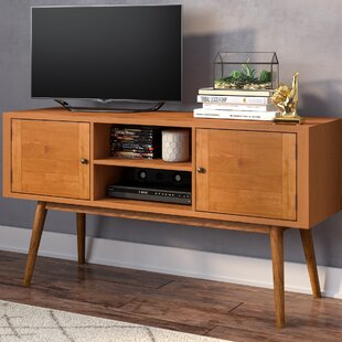 Sergio Media Console TV Stand for TVs up to 43 by Corrigan Studio