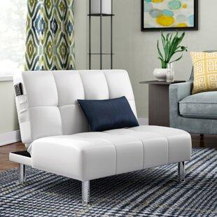 Ebern Designs Capetillo Contemporary Convertible Chair
