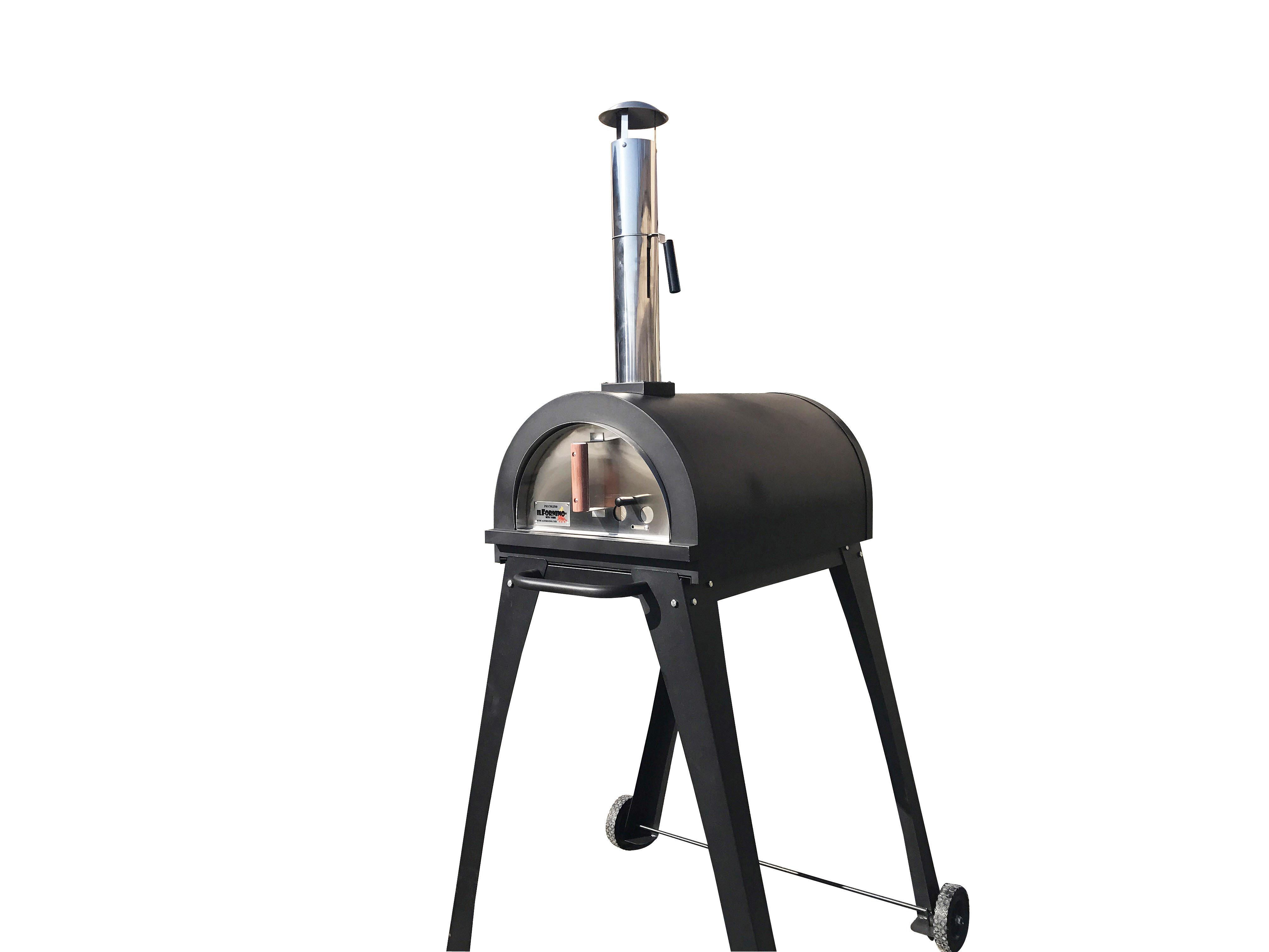 Ilfornino Piccolino Wood Fired Pizza Oven Wayfair Ca