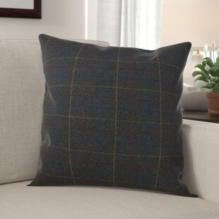 Premont Plaid Design Throw Pillow