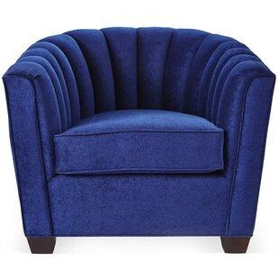 Editors Barrel Chair by Jaxon Home