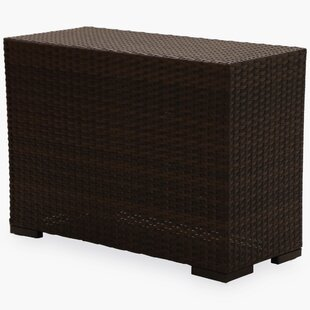 Southport Wicker Side Table by Shoreline Rattan Great Reviews