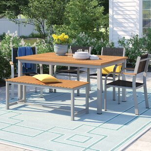 Caspian 6 Piece Dining Set