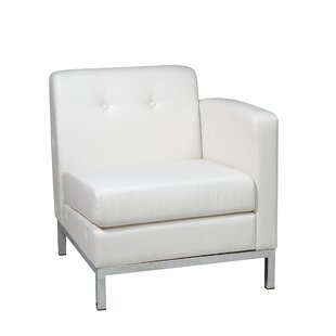 Barcelona Chair White Leather   Wayfair