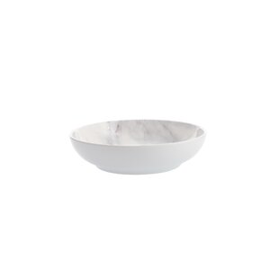 Stephon 6.75 oz. Coupe Round Melamine Dining Bowl (Set of 12)