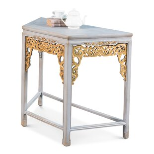 Sandiford Carved Fretwork Console Table