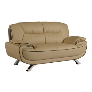 Larrabee Luxury Loveseat by Latitude Run Cheap