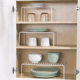 Home Basics 3 Piece Helper Shelf Set